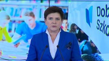 19-10-2017 07:59 Premier Szydło: uważam, że uda się znaleźć porozumienie ws. reformy sądownictwa