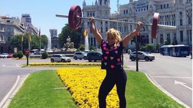 Hiszpańska sztangistka z olimpijskim złotem po dyskwalifikacji medalistek