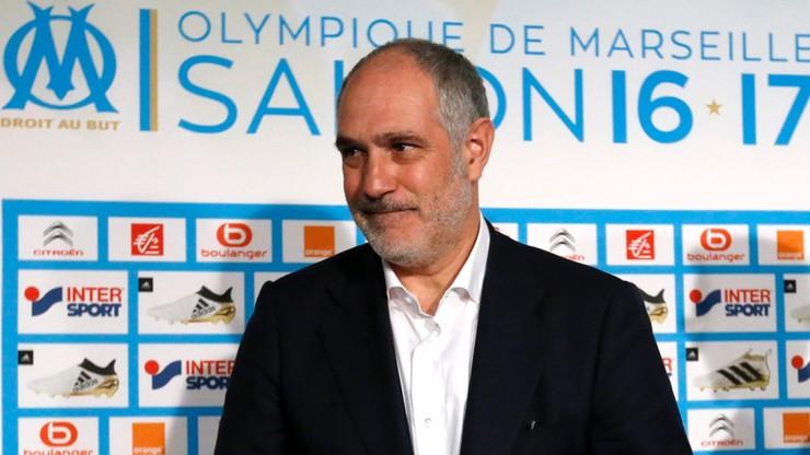 Zubizarreta dyrektorem sportowym Olympique Marsylia