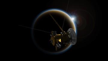 Po kilkunastu latach badania Saturna sonda Cassini kończy swoją misję
