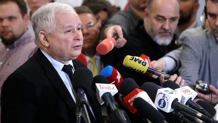 Kaczyński: PiS planuje zmianę ordynacji przed wyborami samorządowymi