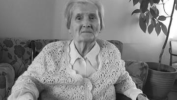11-04-2017 13:28 Najstarsza bielszczanka nie żyje. Miała 105 lat