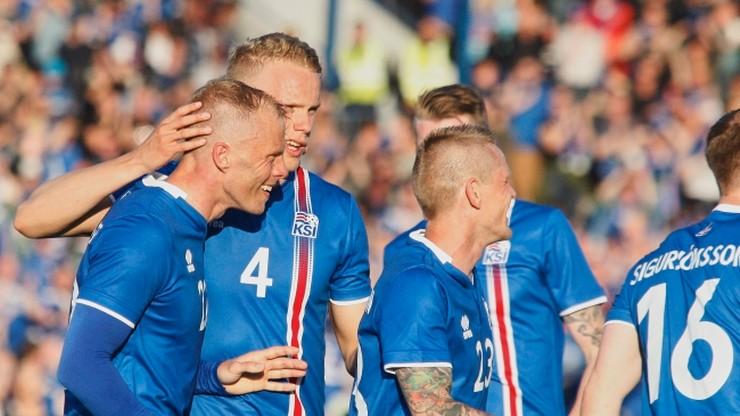 Euro 2016: Islandzcy kibice oburzeni koszulkami reprezentacji