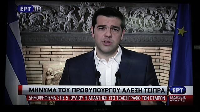 Grecja: referendum ws. porozumienia z wierzycielami 5 lipca