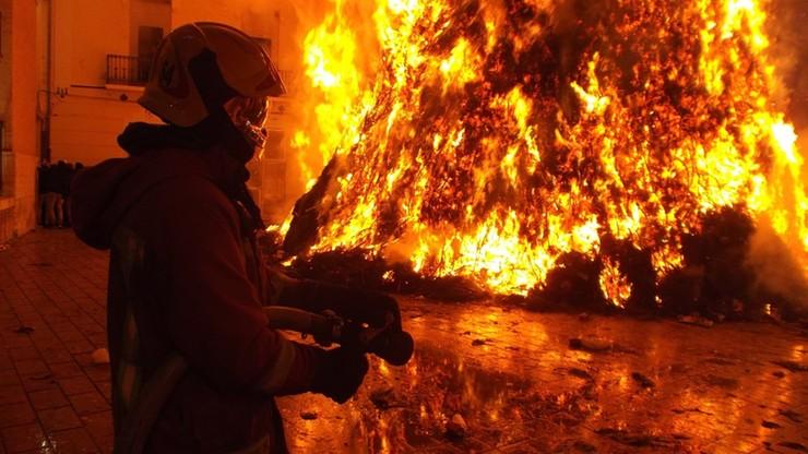 Od czwartku w pożarach zginęło 27 osób
