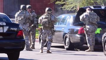02-12-2015 23:25 USA: strzelanina w San Bernardino. Są ofiary