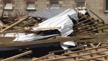 23-08-2017 13:21 Adamczyk: po przejściu nawałnic 485 budynków z zakazem użytkowania