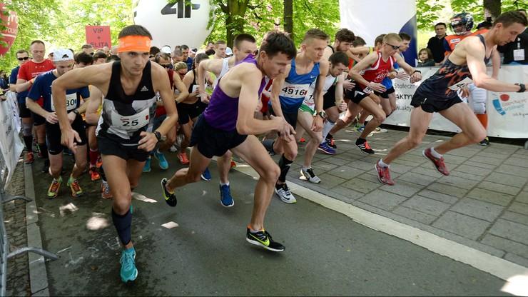 Bieg Konstytucji w Warszawie: Giżyński najszybszy na trasie 5 km