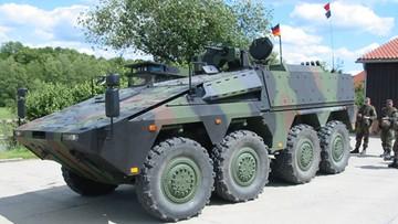 22-08-2016 13:41 Litwa kupuje transportery opancerzone. Za 386 milionów euro