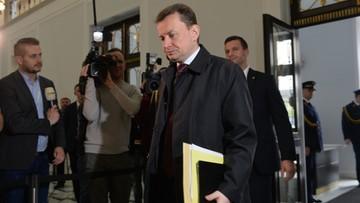 26-04-2017 14:26 Błaszczak zarzucił organizacjom samorządowym angażowanie się spór polityczny