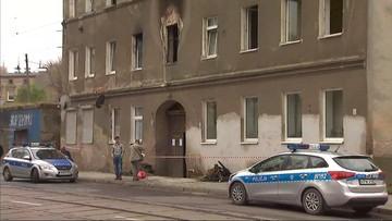 Dwie osoby nie żyją, 16 jest w szpitalu, wśródni nich siedmioro dzieci - to bilans nocnego pożaru kamienicy w Szczecinie