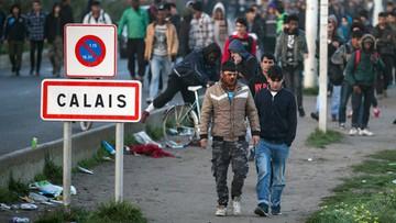 """02-11-2016 18:06 Zakończono ewakuację nieletnich z """"dżungli"""" w Calais"""