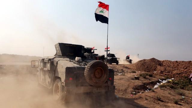 ONZ: z okolic Mosulu uciekło ponad 4 tysiące ludzi