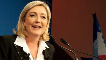 24-06-2016 07:51 Marine Le Pen chce referendum w sprawie członkostwa Francji w UE