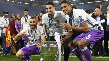 2017-06-07 Madryt i Baku starają się o organizację finału Ligi Mistrzów w 2019 roku