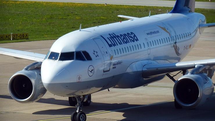 Niemcy: w środę kolejny strajk pilotów Lufthansy. Domagają się podwyżek