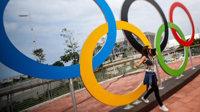 Rio - rosyjscy ciężarowcy wykluczeni z igrzysk