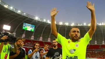 2016-12-22 Piłkarz Chapecoense wrócił na boisko (WIDEO)