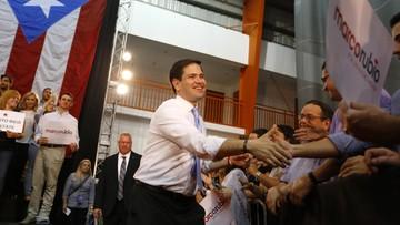 07-03-2016 05:16 USA: Senator Rubio wygrał wybory GOP w Portoryko