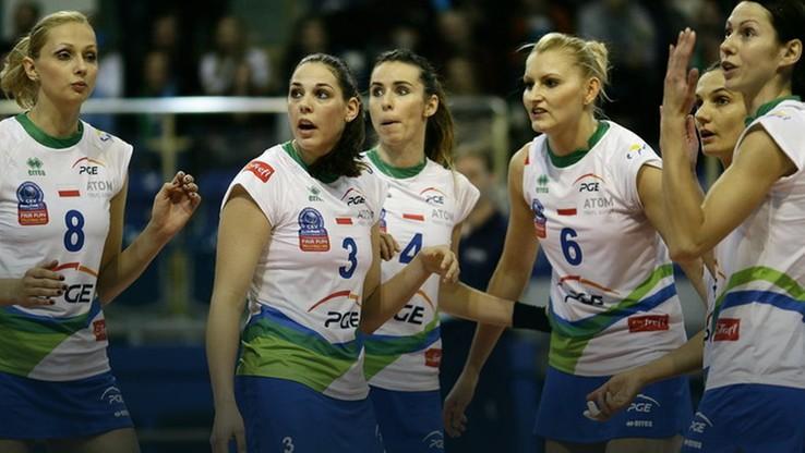 Włoszki odprawiają Atom w Pucharze CEV. Rewanż za tydzień