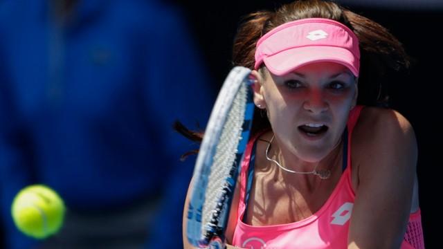 Australian Open - Agnieszka Radwańska awansowała do półfinału