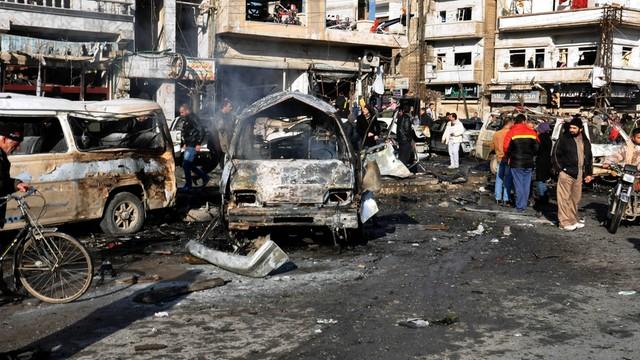 Syria: blisko milion mieszkańców w strefach oblężonych