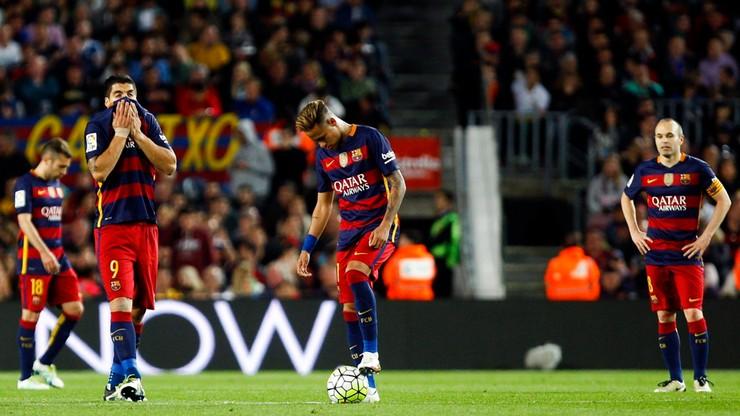 Porażka Barcelony, choć Messi strzelił 500. bramkę w karierze