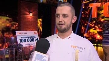 Tomasz Purol zwycięzcą 5. edycji konkursu Top Chef. Podał kawior ze ślimaka w czekoladzie