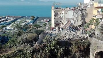 07-07-2017 10:19 Zawalił się dom mieszkalny we Włoszech. Osiem osób poszukiwanych