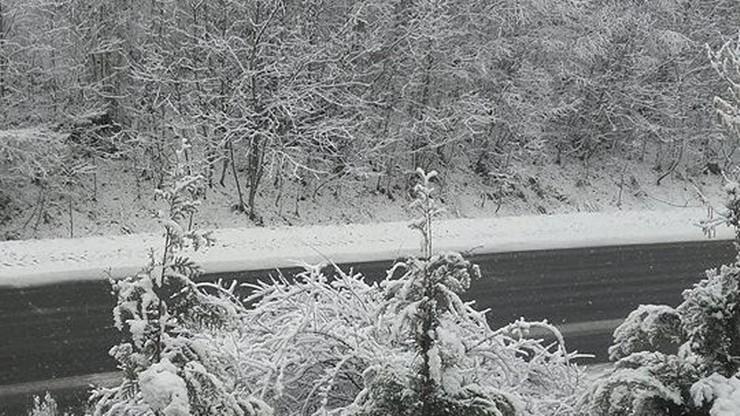 Powrót zimy na Dolnym Śląsku