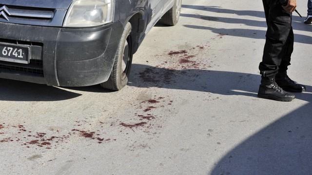 Tunezja: mężczyzna ranił nożem dwóch policjantów pod parlamentem w Tunisie
