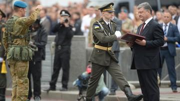 """25-08-2016 10:12 """"Putin chce całej Ukrainy"""""""