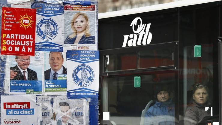 Powrót do systemu proporcjonalnego. Rumuni wybierają parlament