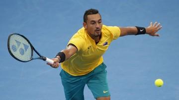 2017-04-09 Puchar Davisa: Australia trzecim półfinalistą