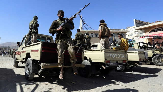 W ciągu dwóch miesięcy w atakach koalicji w Jemenie zginęło 39 cywilów