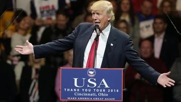 Trump nie planuje na razie rozmów z Putinem o sankcjach