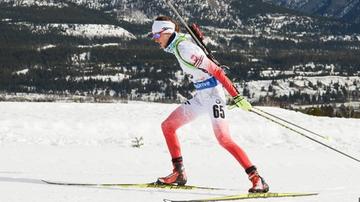 2016-12-11 PŚ w biathlonie: Wysokie miejsce Polek