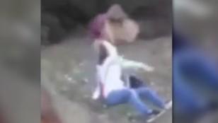 Bydgoszcz: 15-latka skatowała rówieśniczkę, nagranie trafiło do sieci