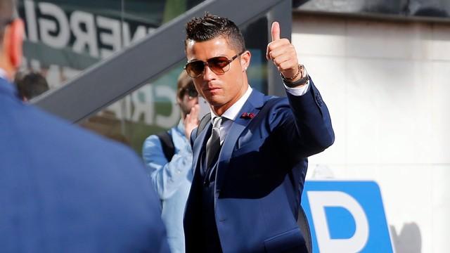 Ronaldo zaskakuje. Jego celem siedem Złotych Piłek i siedmioro dzieci