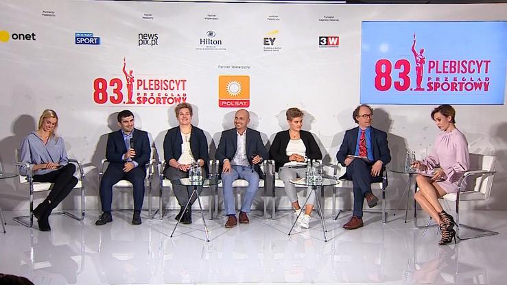 Konferencja inaugurująca 83. edycję Plebiscytu na najlepszego Sportowca Roku Przeglądu Sportowego 2017