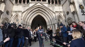 """03-11-2016 19:07 """"Chaos w samym sercu brytyjskiego rządu"""". Brexit opóźni się przez wyrok Wysokiego Trybunału?"""