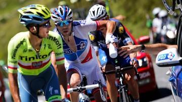 2016-07-09 Tour de France: Majka z koszulką najlepszego górala. Froome nowym liderem