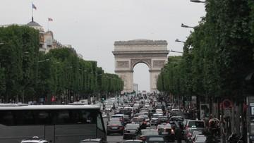 03-06-2016 10:55 Paryż zakazuje wjazdu autom starszym niż 20 lat