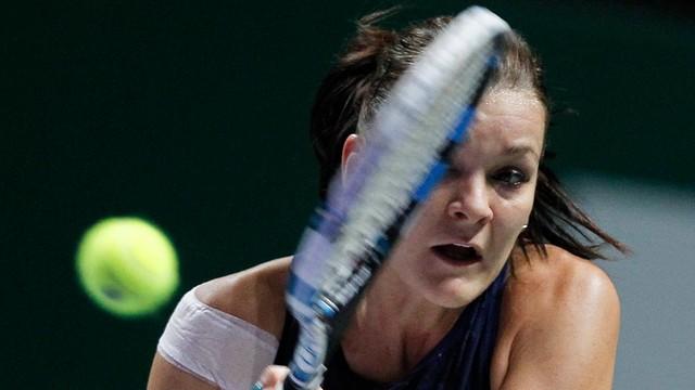 Sukces Radwańskiej - zagra w finale turnieju WTA Finals