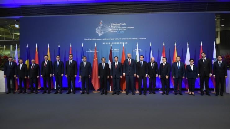 Bochenek: w Polsce powstanie sekretariat ds. morskich grupy 16+1