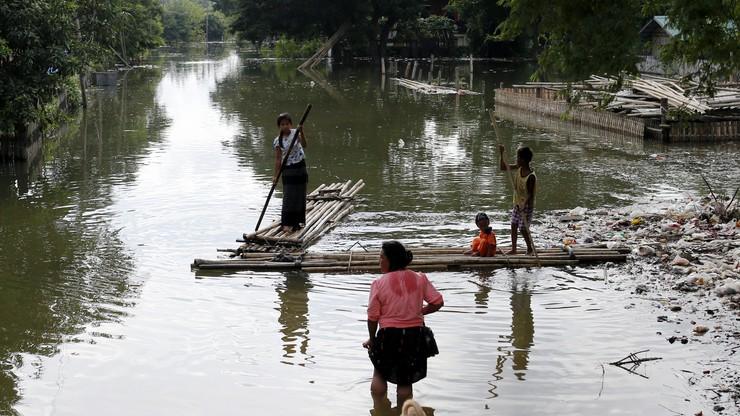 Nieznana choroba zabija małe dzieci w Birmie. Władze obawiają się epidemii