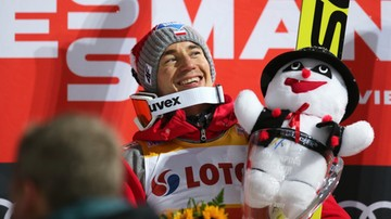 2017-01-16 PŚ w skokach narciarskich: Stoch odskoczył rywalom... na liście płac