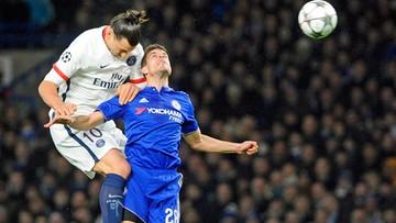 09-03-2016 23:00 Ibrahimovic wyrzucił Chelsea z Ligi Mistrzów