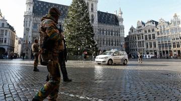 21-12-2015 13:40 Belgia: zatrzymano pięć osób łączonych z zamachami w Paryżu