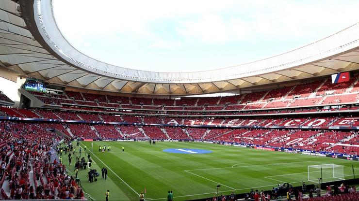 Finał kolejnej edycji Ligi Mistrzów na stadionie Atletico Madryt